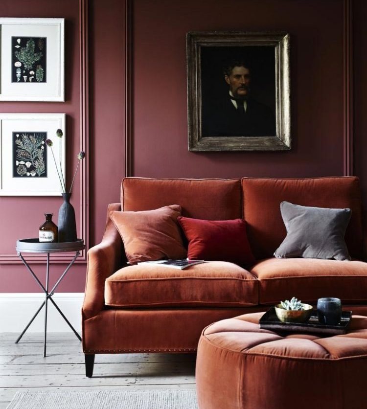 dark-living-room-moody-living-room-red-paint-750x1000