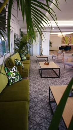 corporate lounge